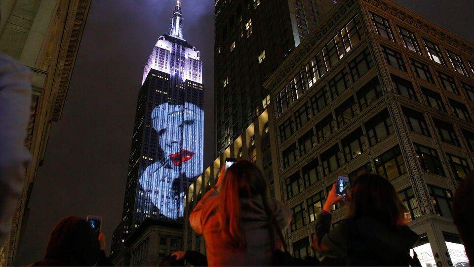 Bazaar US Lights Up The Empire State Building With Its Most Iconic Images