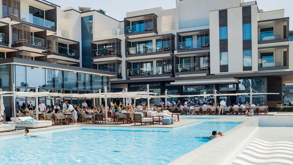 #ChicEats: St Tropez Brunch At Nikki Beach