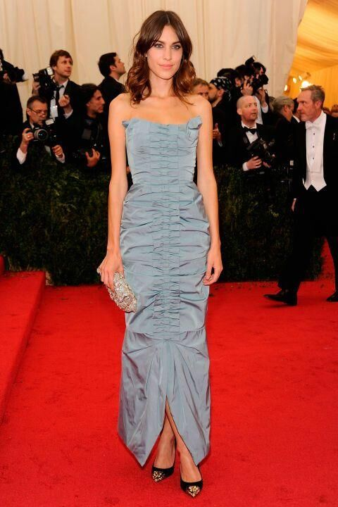 Who Wore What: The Best Met Gala Dresses Of All Time