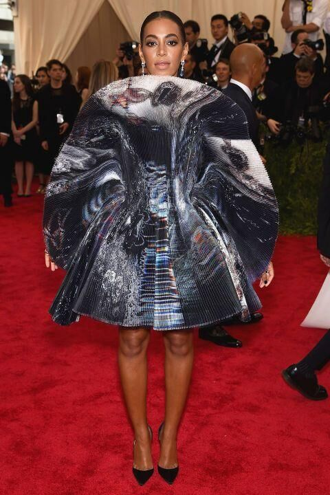 The Most Daring Met Gala Looks Of All Time