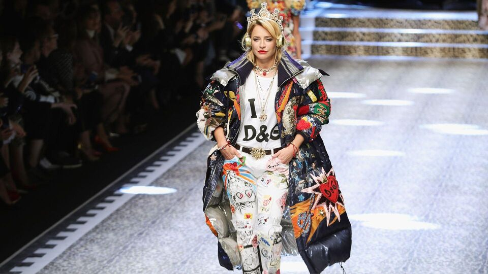 Stefano Gabbana Speaks Out About Sneaker Controversy