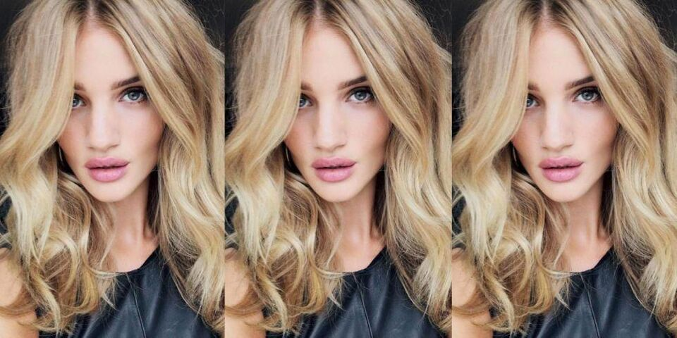 Rosie Huntington-Whiteley Reveals Her Secrets To Taking The Perfect Selfie