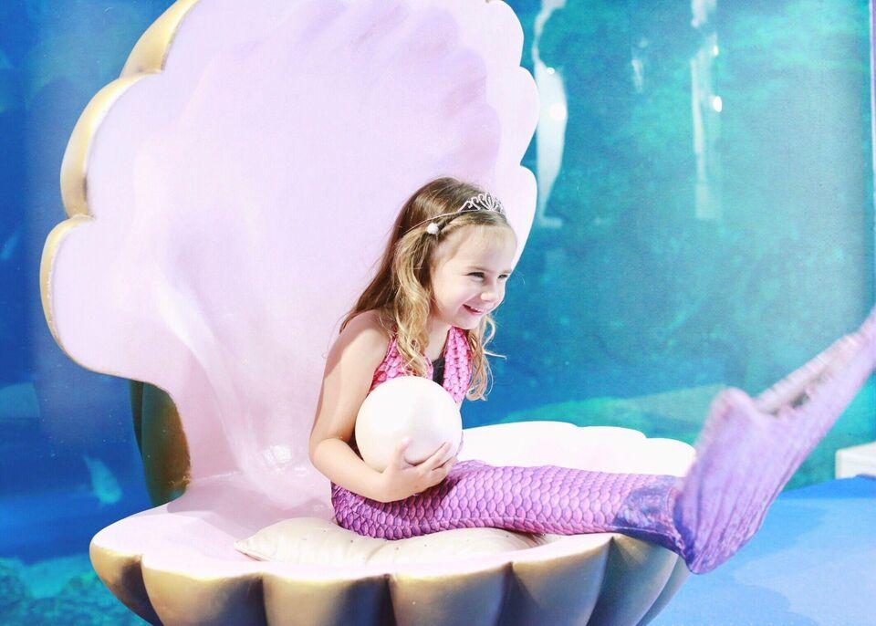 Who Believes In Mermaids?