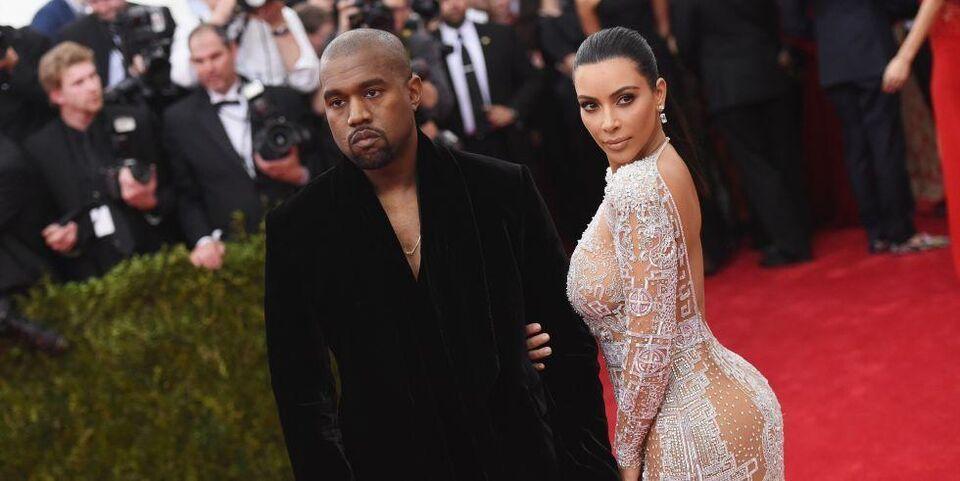 Kanye West Will Not Be Attending Tonight's Met Gala With Kim Kardashian