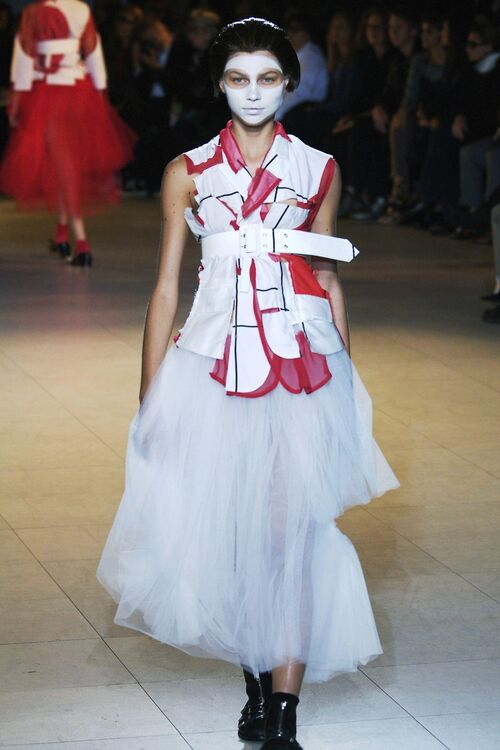 Met Gala 2017: Comme des Garçons On The Runway