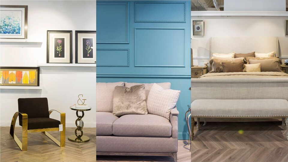 Summer Trends Workshop at Interiors Furniture
