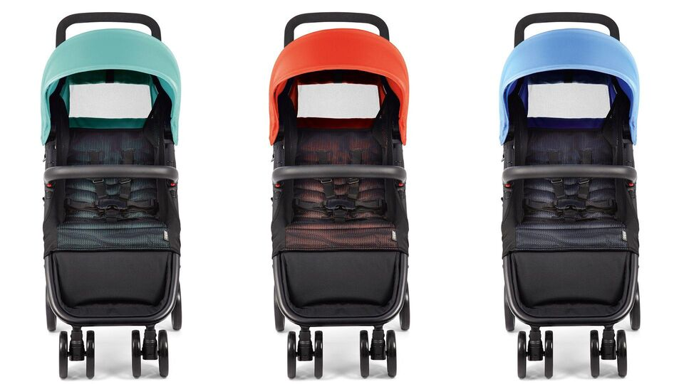 #BazaarLoves: The Acro Travel Buggy from Mamas & Papas