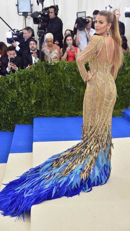 Every Single Look From The 2017 Met Gala Red Carpet