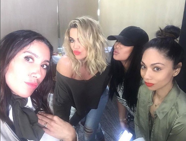 Khloe Kardashian Might Be Suing Stylist Monica Rose