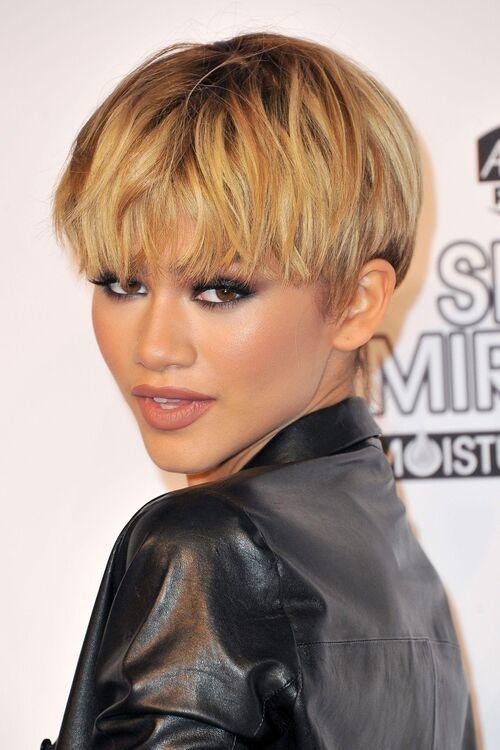 The Best Blonde Pixie Cuts