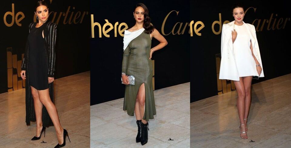 The Best Looks From The Panthère De Cartier Party In L.A.