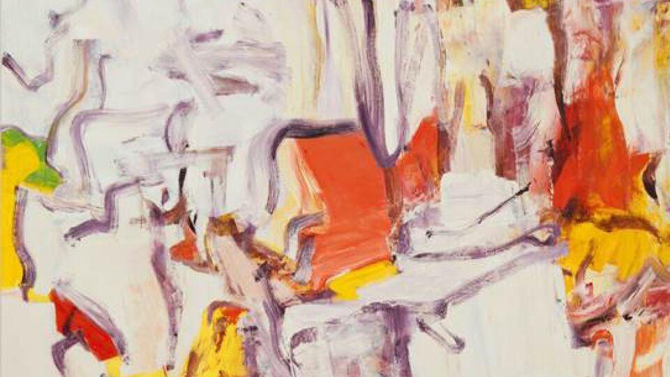 Phillips' Willem de Kooning Up For $12-18 million