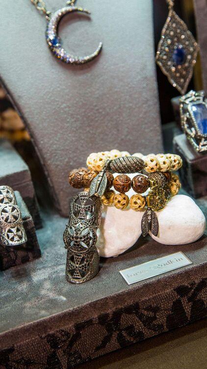 Loree Rodkin's Latest Jewellery Showcase
