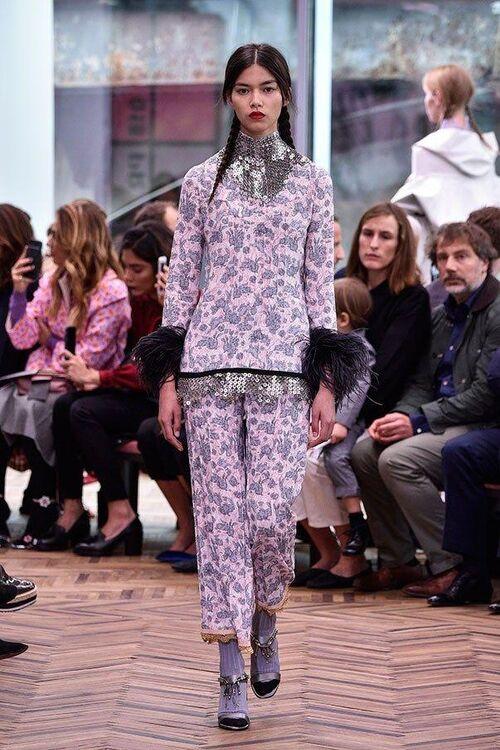 Prada Presents Its Resort 2018 Collection In Milan