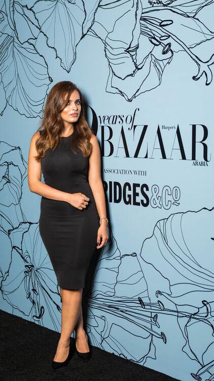 10 Years Of Harper's Bazaar Arabia In Association With Selfridges & Co.