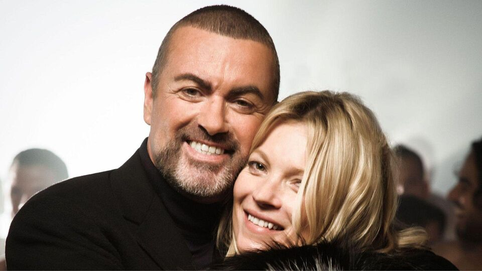 Kate Moss Creating George Michael Documentary Inside The Singer's Home