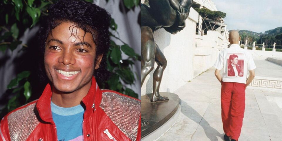 Supreme Confirms Michael Jackson Capsule Collection