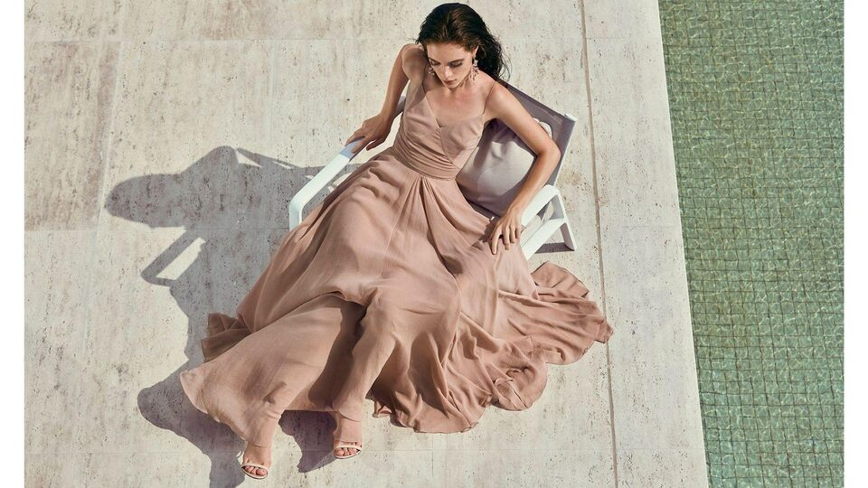 Exclusive: Kristina Fidelskaya Launches Her First Resort Collection