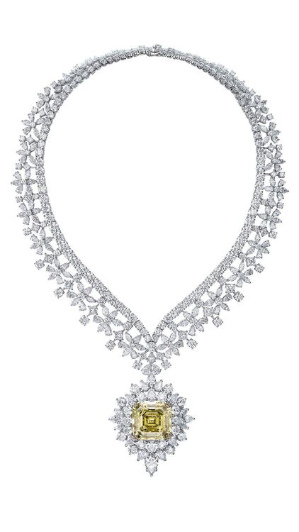 Mouawad Debuts New High Jewellery Collections