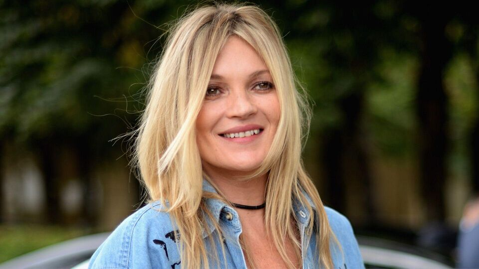 Kate Moss To Launch Jewellery Collaboration