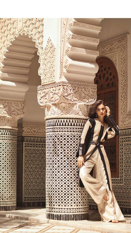 Net-a-Porter Dedicates Its Latest Campaign To The Middle East