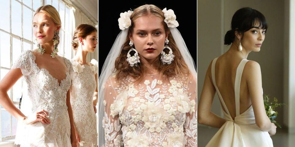 Statement Earrings To Wear On Your Wedding Day