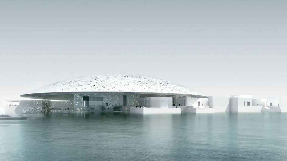 Countdown To Louvre Abu Dhabi