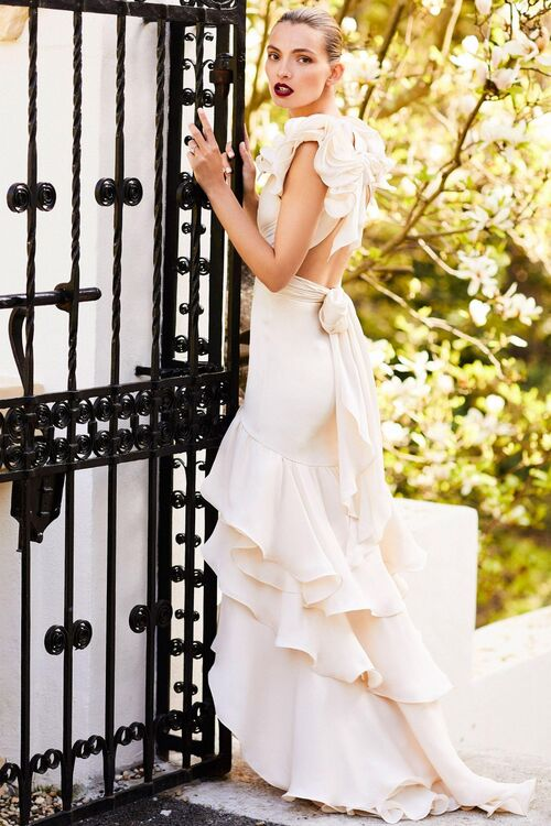 Johanna Ortiz Introduces Bridal Exclusively For Moda Operandi