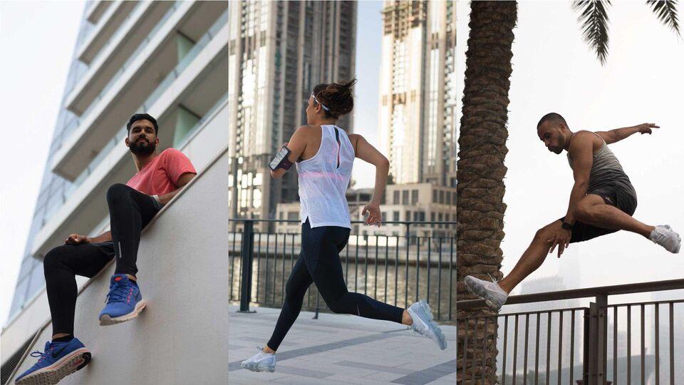 Nike Launches New Running Platform in Dubai