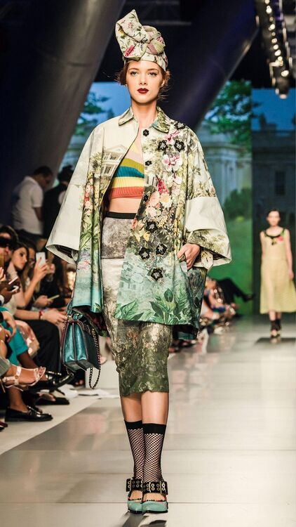 Antonio Marras Talks Kuwait, Kaftans And Arab Fashion Week