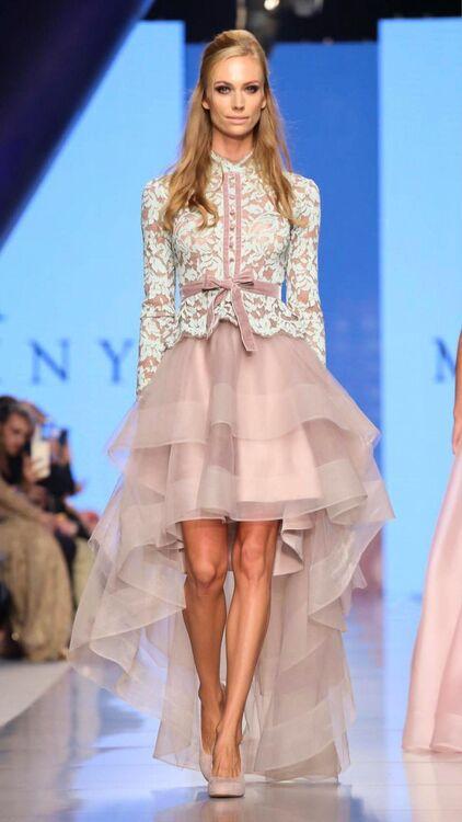 Arab Fashion Week: The Best Runway Looks