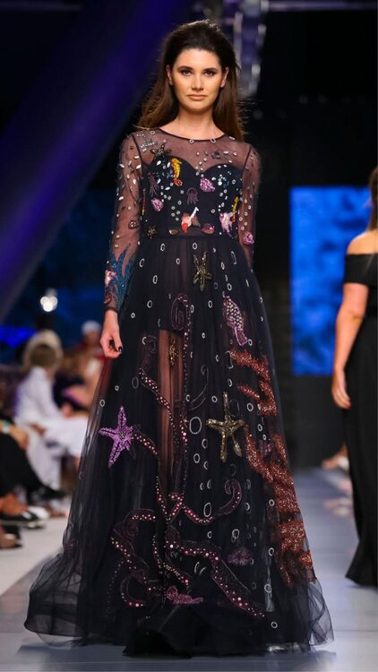 Arab Fashion Week: The Best Runway Looks