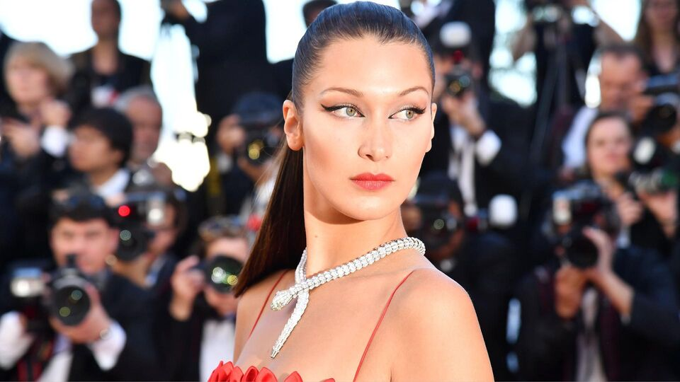 Bella Hadid Is The Face Of Bulgari's New Fragrance