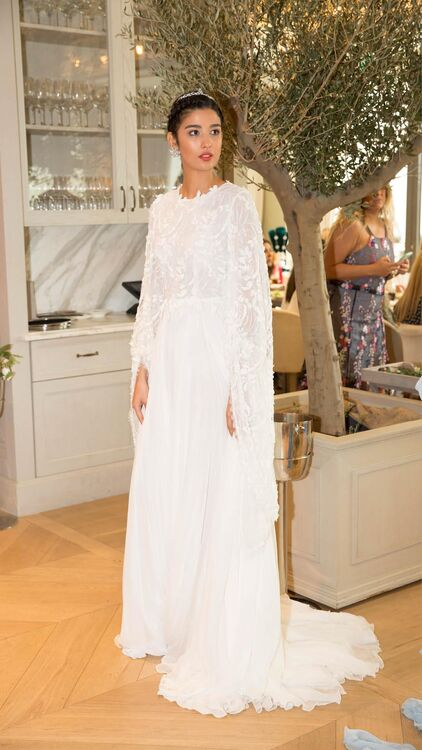 Lana Mueller Celebrates The Launch Of Its Bridalwear Ready-To-Wear Collection With A Private VIP Lunch