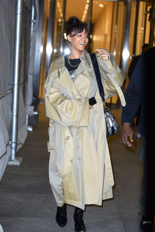 Rihanna's Best Fashion Moments This Year