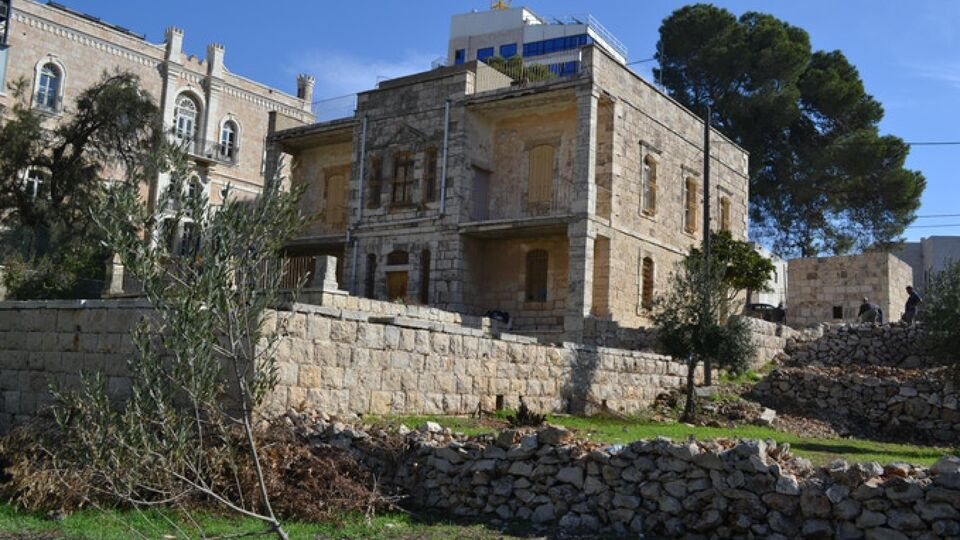 Pledging For A West Bank Art Centre