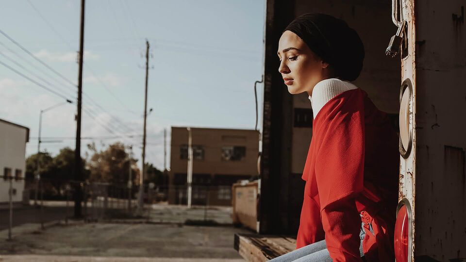Blogger Maria Al-Sadek Offers Some Fashion Advice Just In Time For Ramadan