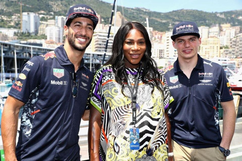 The Best Looks From The Monaco Grand Prix