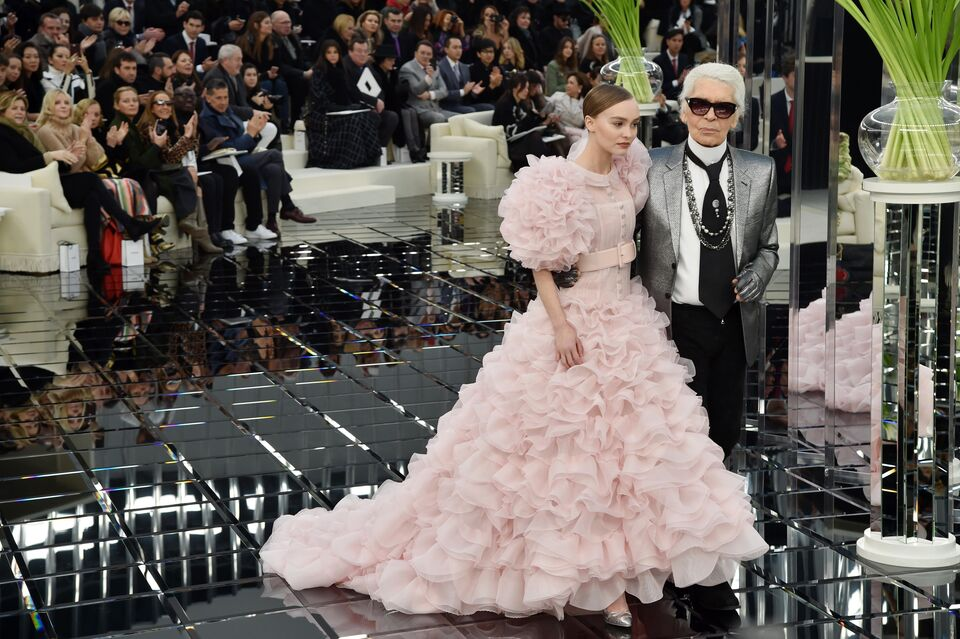 Karl Lagerfeld Has Collaborated On A Make-Up Collection