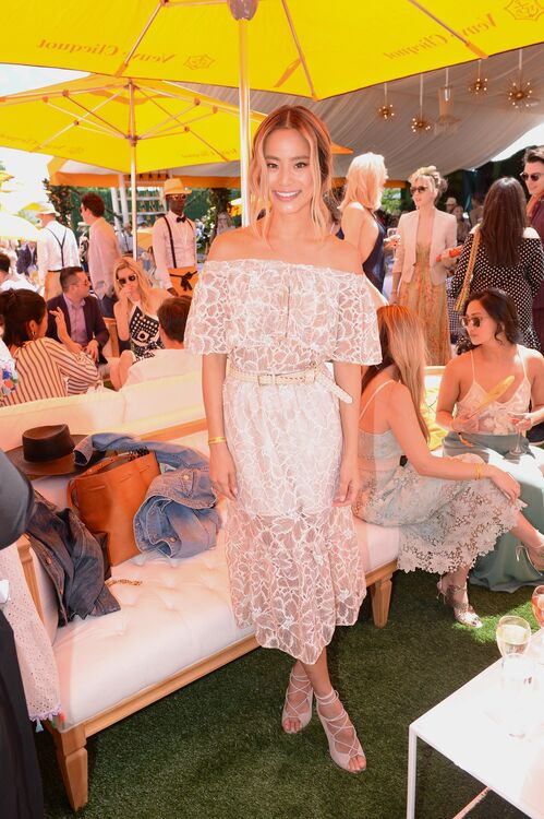 The 14 Best Look From The Tenth Annual Veuve Clicquot Polo Classic