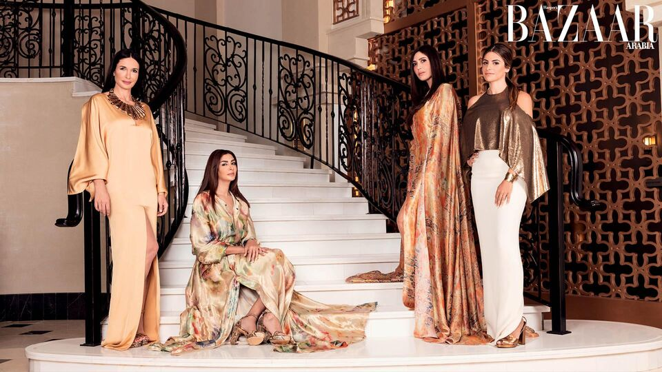 To Give And To Receive: The Region's Most Stylish Philanthropists Talk Charity During Ramadan