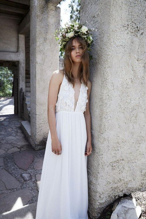 For Love & Lemons Releases Dreamy Debut Bridal Collection