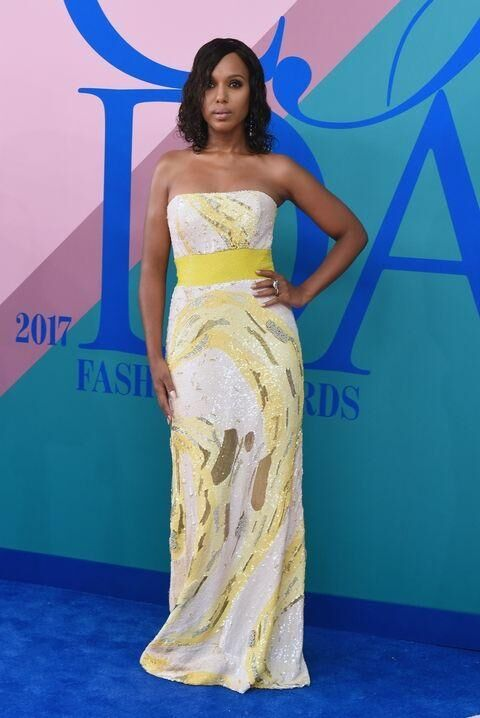 The Best Looks From The 2017 CFDA Awards