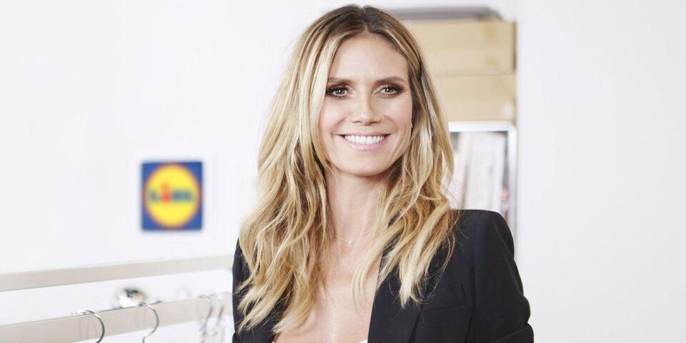 Heidi Klum Is Launching A Fashion Range With Lidl