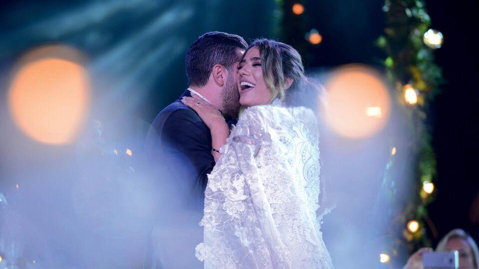 Inside The Wedding Of Nadine Njeim and Ramzy Dib