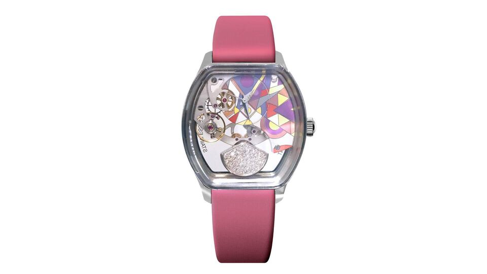 """Latest """"Tortue"""" Timepiece By Claude Meylan Is Coming To Dubai"""