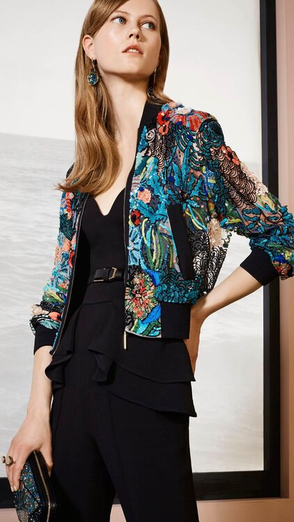 Shore Thing: Discover Elie Saab's Seaside-Inspired Resort 2018 Collection