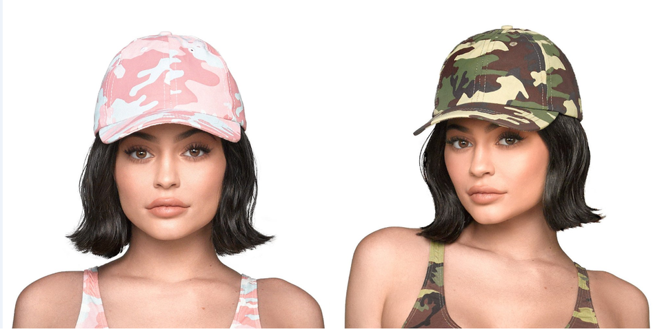 Kylie Jenner Is Accused Of Copying Another Label For Her Latest Apparel Designs
