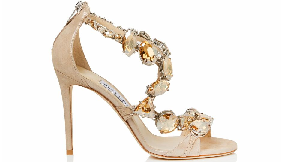 Jimmy Choo Releases Exclusive Dubai Colourway