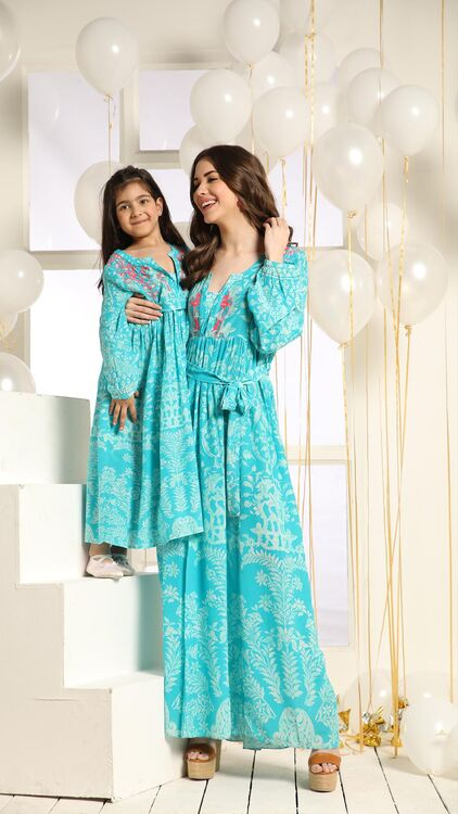 Lilis Boutique Curates A Mother & Daughter Collection For Ramadan